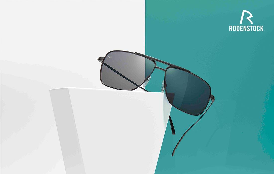 Ga voor een modieuze Rodenstock zonnebril op sterkte | Den Helder